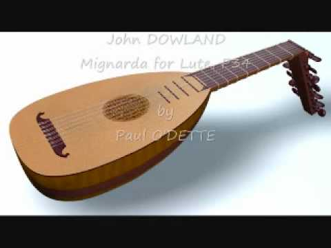 John Dowland - Dowlands Galliard