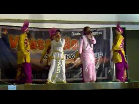 Tere Husan De Maare By Sweet Dancer And Partners Must Watch 24 April 2012 video