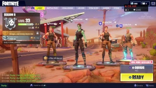Best Builder On Console | Ghoul Trooper Skin | TNK Clan | Fortnite Live