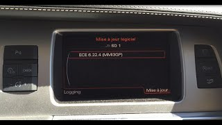 Audi MMI 3GP Maps 2016 (6.22.4) install