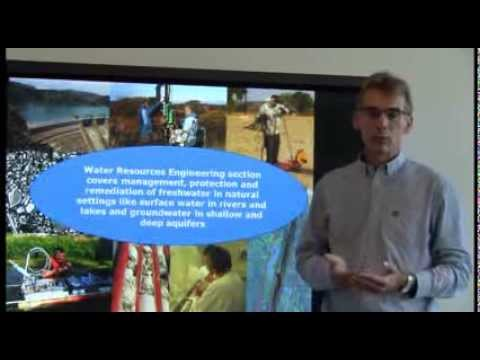 About: Water Resources Engineering Section at DTU Environment