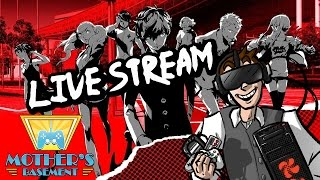 Persona 5 Came Early and SO DID I (Live Stream Archive 1)
