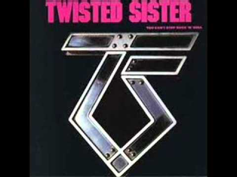 Twisted Sister - Ride to Live, Live to Ride