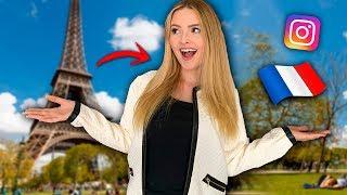 💰POSTANDO uma VIDA FALSA no INSTAGRAM ✈️ FUI para PARIS? ‹ Morgana Santana ›