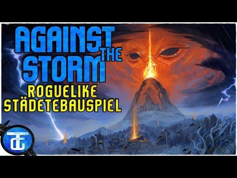 Against the Storm Deutsch 🔵 Ein Roguelike-Städtebauspiel