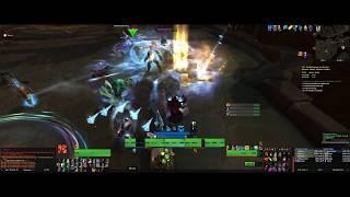 WoW Mythic+ - Siege of Boralus 10 +1 - Resto Shaman
