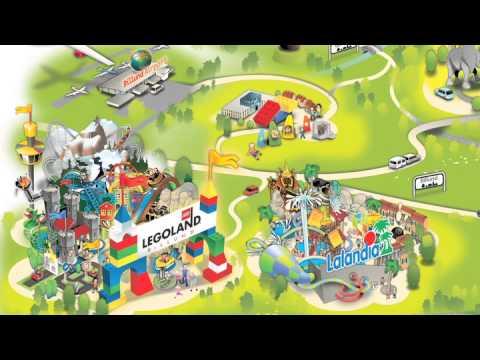 Travel Guide Billund, Denmark - LEGOLAND Billund Resort