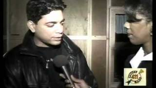 Actor Michael DeLorenzo Appears on What's The 411TV