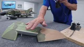A brief explanation into how I detail an RC jet