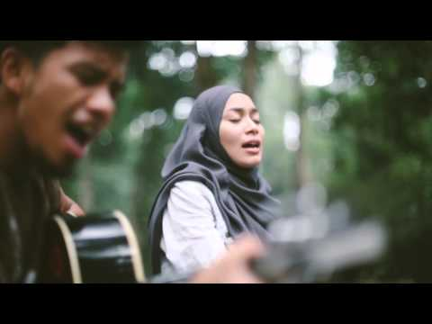 Christina Perri - Distance (cover) By Anis & Syamee (nature Jam Sessions) video