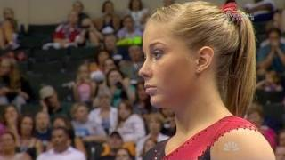Shawn Johnson impresses on Balance Beam - from Universal Sports