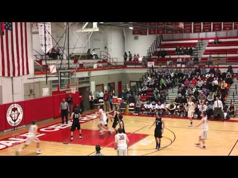 Hinsdale Central Boys' Basketball Highlights vs. Downers Grove North