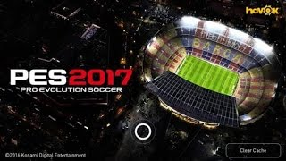 Download PES2017 MOBILE +วิธีติดตั้งเกม