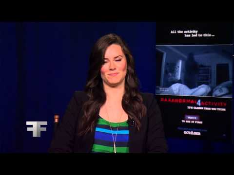 Paranormal Activity 4 KATIE FEATHERSTON