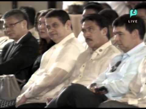[Turnover Ceremony of Bangsamoro Basic Law] Benigno S. Aquino III Speech [09|10|14]
