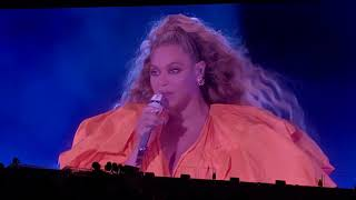 "Beyoncé - ""Resentment"" - 2018-08-13 Ford Field, Detroit, MI"