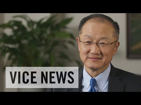 World Bank President Jim Yong Kim: The VICE News Interview
