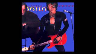 The System - You Are In My System (Extended Vocal)