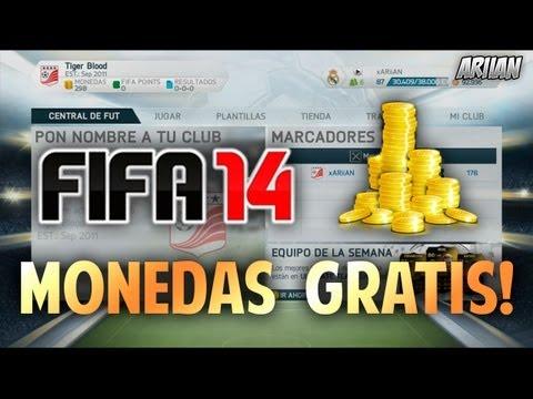FIFA Ultimate Team Monedas GRATIS!
