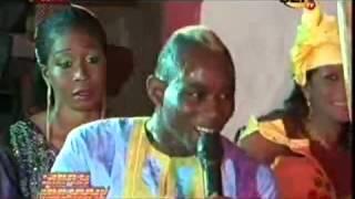 Super Mberaay avec Ouzin Keita