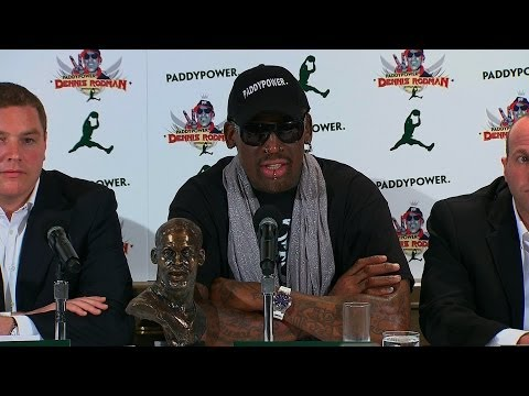 Dennis Rodman Kicked Out of NKorea for Drunken Defecation & Vomiting