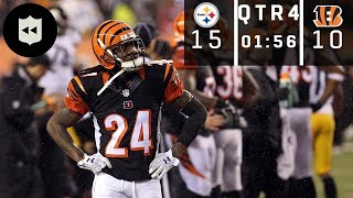The CRAZIEST Way to End a Wild Card! (Steelers vs. Bengals, 2015)