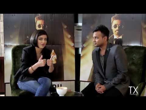 Kutti Hari's Interview with Akshara Haasan | Shamitabh Press Launch in London