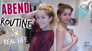 REAL LIFE Abendroutine! - Herbst 2018 ♡ BarbaraSofie