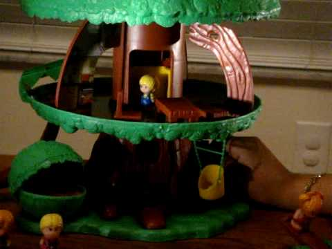 Kenner Tree tots tree house