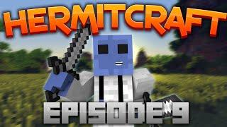 Hermitcraft: KITTY TROUBLES! Ep. 9 (Hermitcraft Vanilla Amplified)