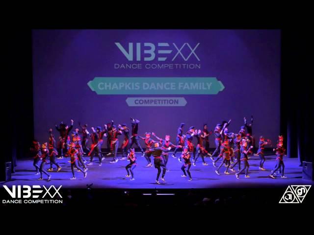 VIBE XX 2015 - Chapkis Dance Family