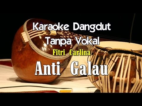 Karaoke Fitri Carlina - Anti Galau