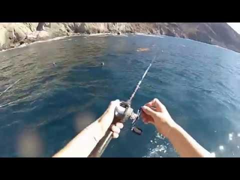 Fishing at Catalina Island 10-30-15