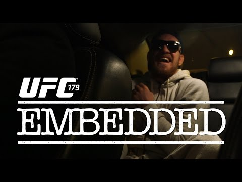 UFC 179 Embedded Vlog Series  Episode 3