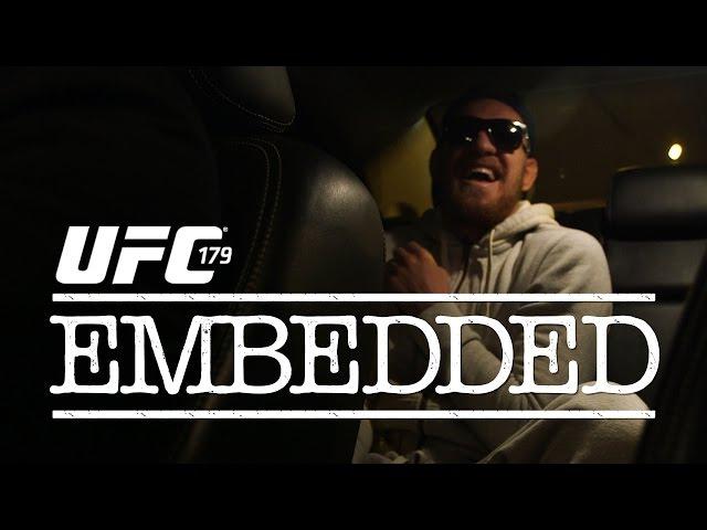 UFC 179 Embedded: Vlog Series - Episode 3