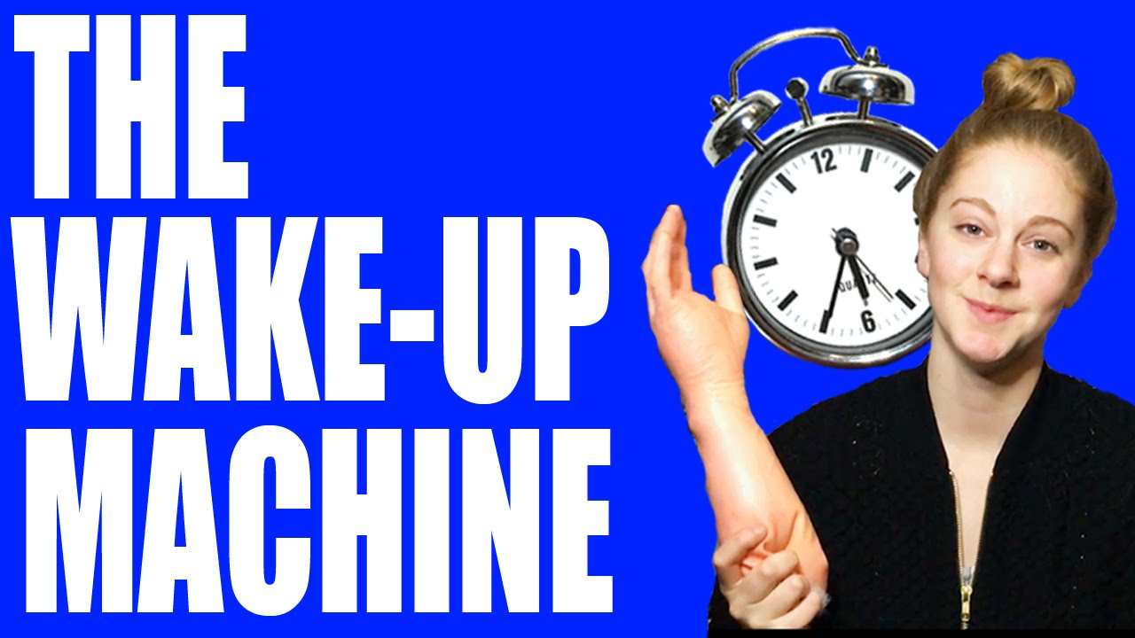 [Finally, An Effective Alarm Clock] Video