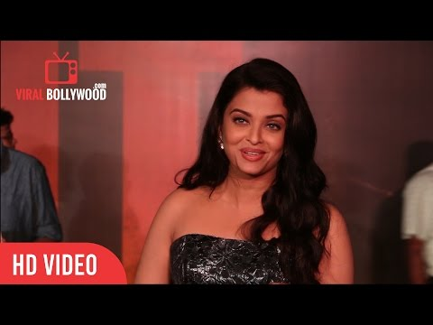 Aishwarya Rai Bachchan At Grand Premiere Of Sarbjit Movie | ViralBollywood Entertainment