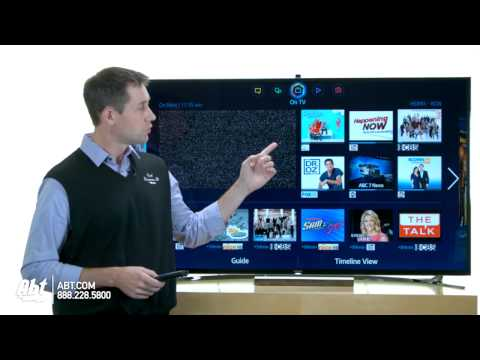 Samsung 55-inch Ultra HD 3D 4K LED HDTV - UN55F9000 at...