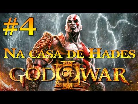 God Of War 3 #4   Na casa de Hades