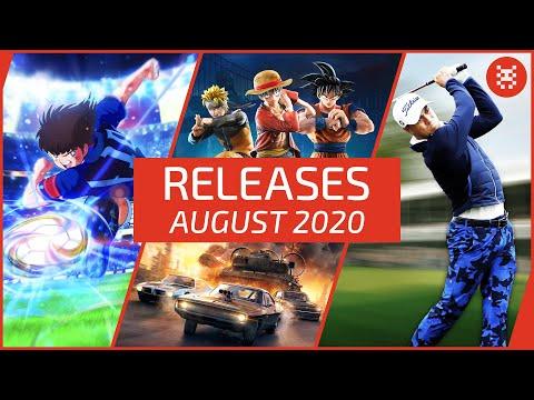 🆕 Neue SPIELE im AUGUST 2020 für PS4, Xbox One, Nintendo Switch & PC | Frisch aufgetischt