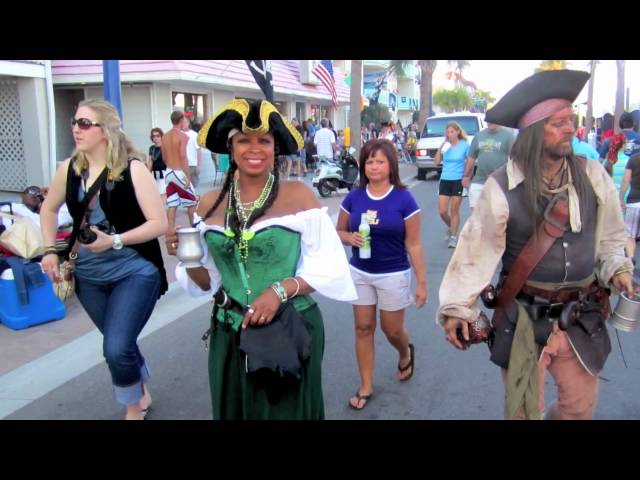 "6th Annual ""Tybee Island Pirate Fest"" ... 2010"