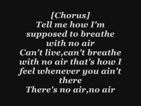 Jordin Sparks ft Chris Brown - No Air Lyrics