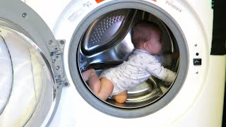 What Parents Need to Know About Washing Machine Dangers