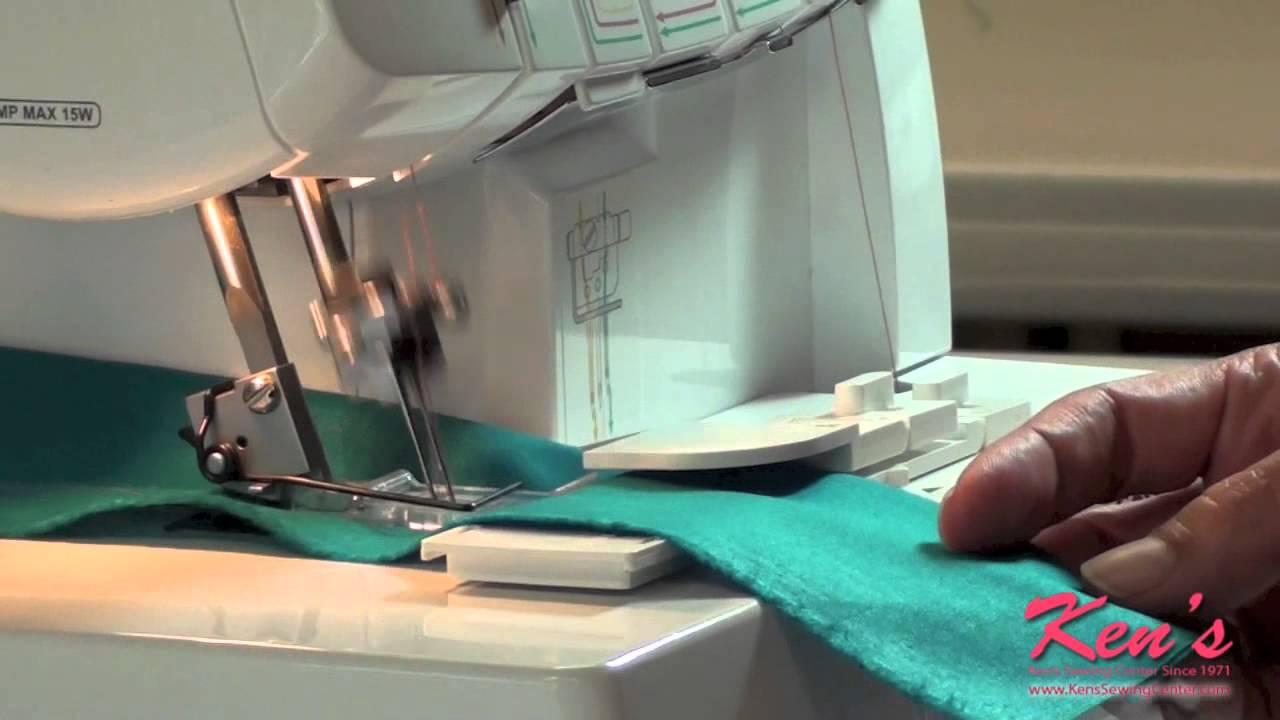 coverstitch machine 2340cv
