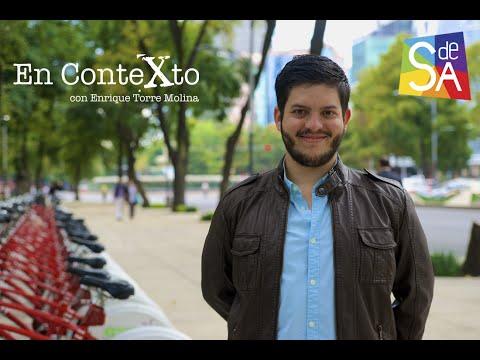 El Protocolo LGBT de la SCJN #EnConteXto con Enrique Torre Molina en Servicio De Agencia