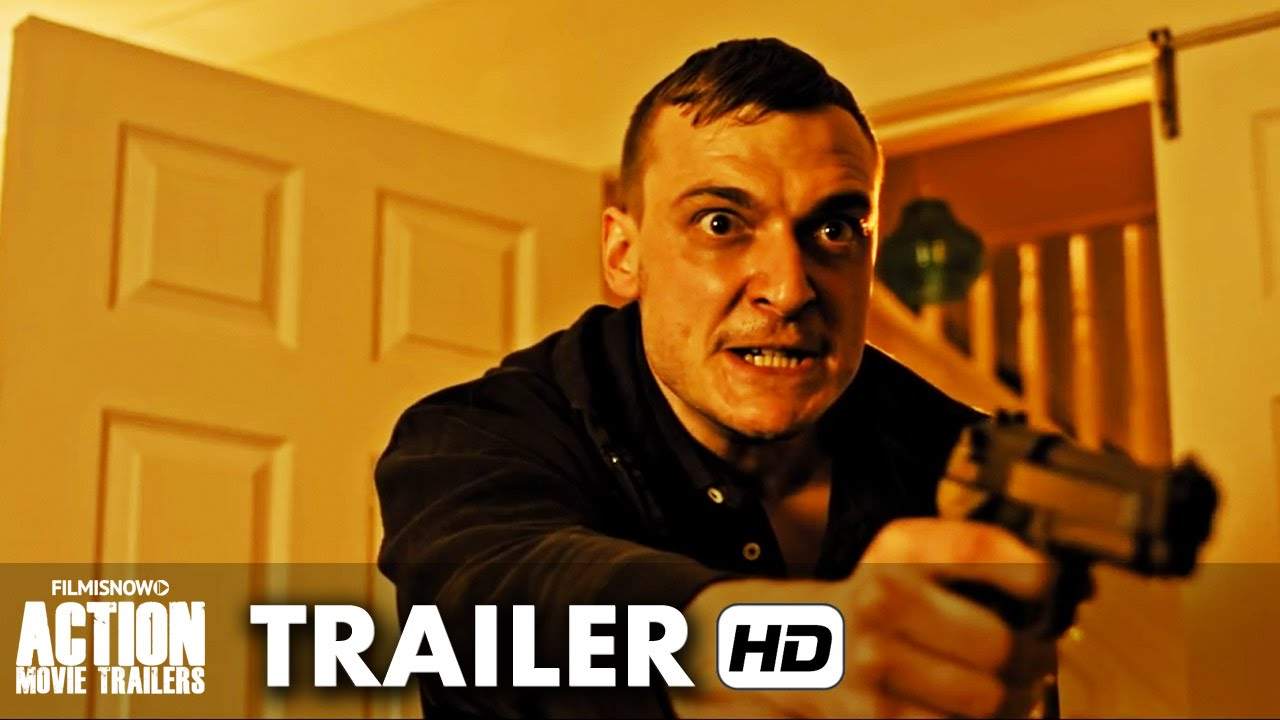 KILL KANE Official Movie Trailer (2016) - Vinnie Jones Action Movie [HD]