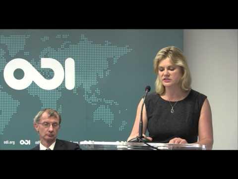 Keynote speech Rt Hon Justine Greening MP Secretary of State 2015