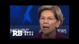 Elizabeth Warren goes on the offensive in Las Vegas debate after disappointing finishes in Iowa a…
