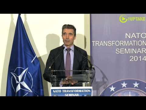 NATO Head Warns Russia To Pull Back From Ukraine Border