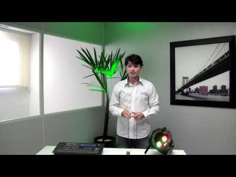 Web Dicas - DMX 512 - Parte 1/3 - Introdução